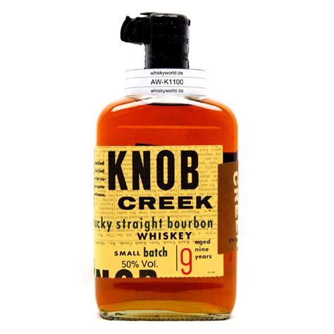 Knob Creek Kentucky Bourbon by Knob Creek 9 Jahre Kentucky Straigth Bourbon Whiskey 0 70