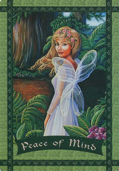 Essential Oil Diffuser healing with the fairies oracle cards doreen virtue