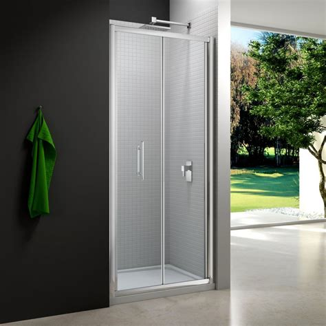 Shower Door Uk Merlyn Series 6 Bi Fold Shower Door Uk Bathrooms