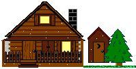 imagenes navideñas animadas gif im 225 genes animadas de casas gifs de navidad gt casas