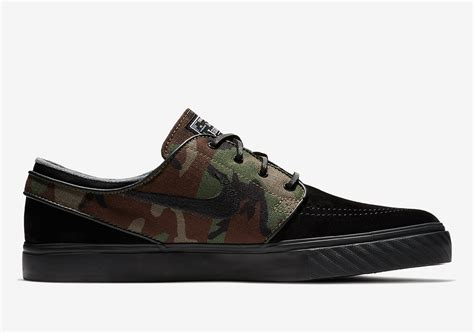 Nike Stefan Janosky Camo der nike sb stefan janoski camo infos bilder