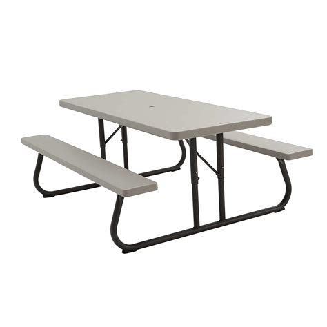 lifetime 22119 folding picnic table dining room collapsible picnic table amazing on dining