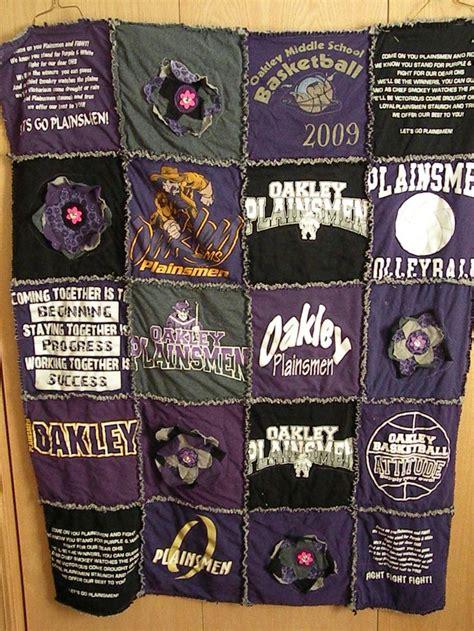 Rag T Shirt Quilt by T Shirt Rag Quilt Quilting