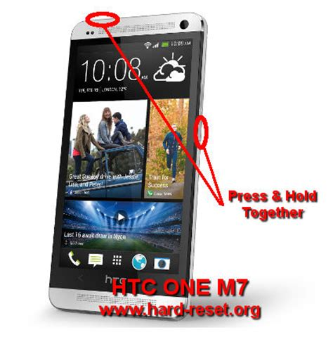 Resetting Battery Htc One M7 | how to easily master format htc one m7 with safety hard