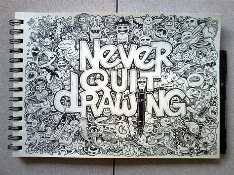 Sketches And Doodles by With Doodle Artist Kerby Rosanes Friday