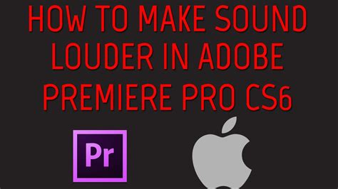adobe premiere pro youtube 1080p how to adjust sound in adobe premiere pro cs6 1080p