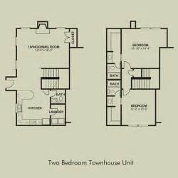 Two Bedroom Townhouse Greystone At Country Club Two Bedroom Townhouse