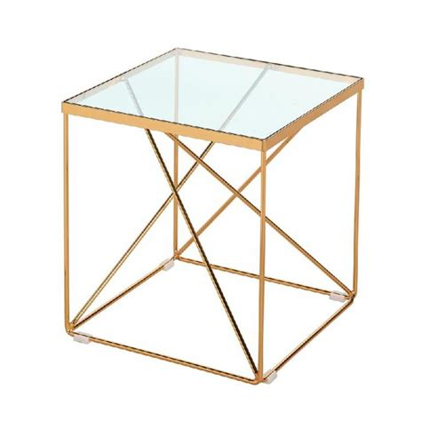 salontafel 40 x 40 salontafel goud 40 x 40cm levi party rental