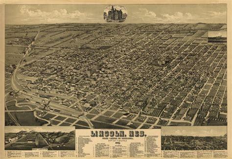 homestead lincoln ne historical map of lincoln ne 1889