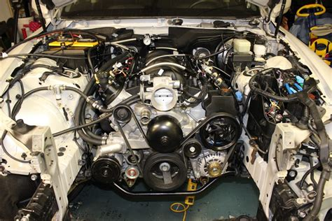 lexus isf engine swap insanity lexus is250 with ls1 swap is a poor man s
