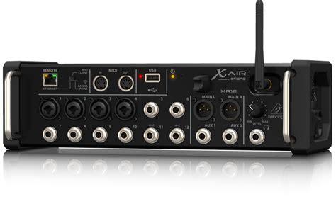 Harga Allen Heath Qu Pac review digital mixer behringer x air xr12 specialist