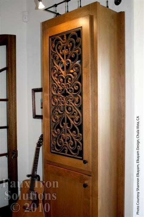 wrought iron cabinet door inserts wrought iron cabinet door inserts search