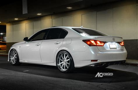 Lexus Of Ac by 2014 Lexus Gs 350 F Sport 20 Quot Ac Forged Wheels Ac 320