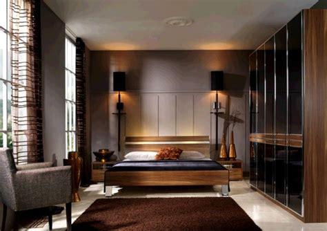 Chambre Moderne Marron by Couleur De Chambre Moderne Le Marron Apporte Le Confort