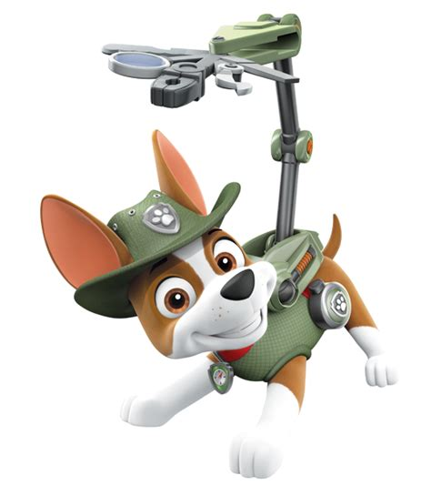 what of is tracker from paw patrol about tracker paw patrol