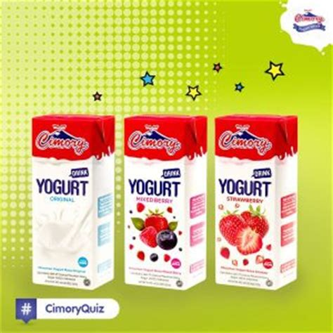 Cimory Yogurt Strawberry 200ml ambient yoghurt drink rapid growth in china inspiration for southeast asia mini me insights