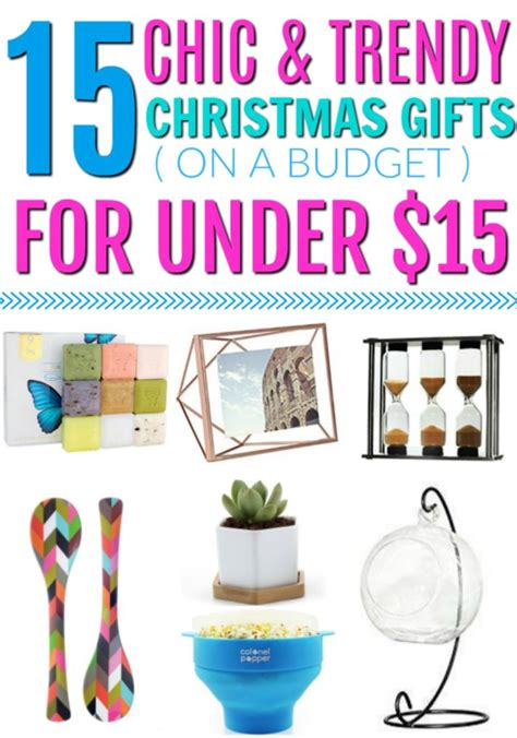 trendy gifts 15 trendy gifts for less than 15 caroline vencil