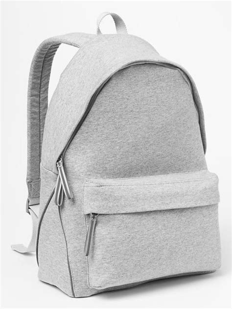 Lt P Da Backpack gap jersey backpack lt grey apartment