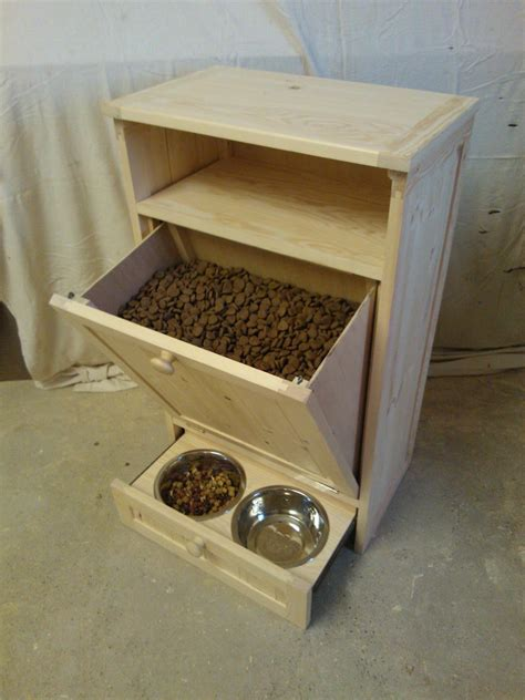 dog cabinet pet food cabinet storage organizer cat dog feeding