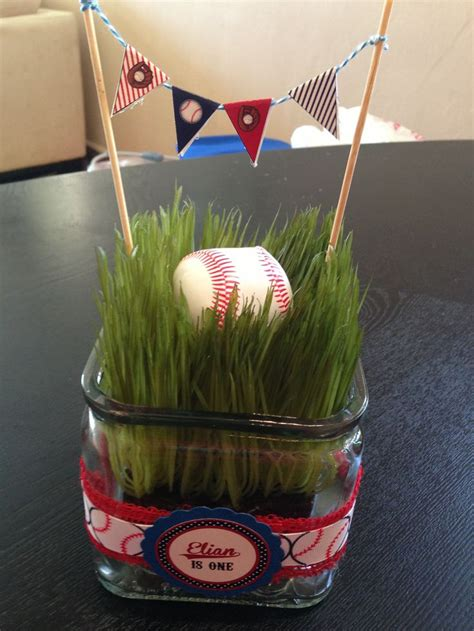 baseball themed decorating ideas 17 best ideas about baseball centerpieces on