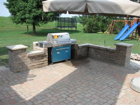 custom backyard how to patio pavers custom paver and outdoor entertainment