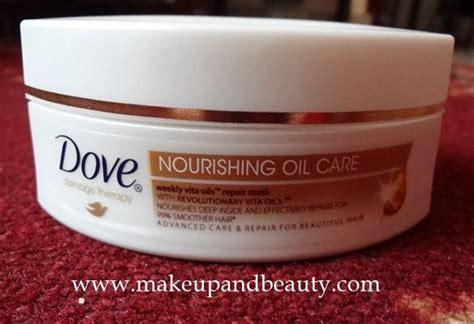 Harga Dove Nourishing Care Treatment Mask dove nourishing care mask review indian makeup and