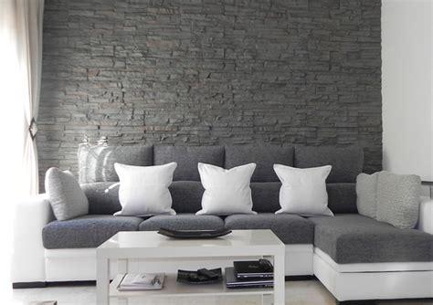 paneles de piedra para interiores decoracion con revestimiento rustico de piedra artificial