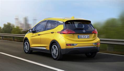 Opel Elektroauto 2020 by Opel Elektroauto Era E Kommt 2017 Bilder