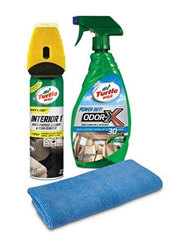Turtle Wax Bundle Spray Wax Interior 3 Microfiber turtle wax 50714 clean and fresh kit with microfiber towel windows visor