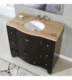 Bathroom Vanity With Sink And Faucet Traditional 40 Single Bathroom Vanities Vanity Sink