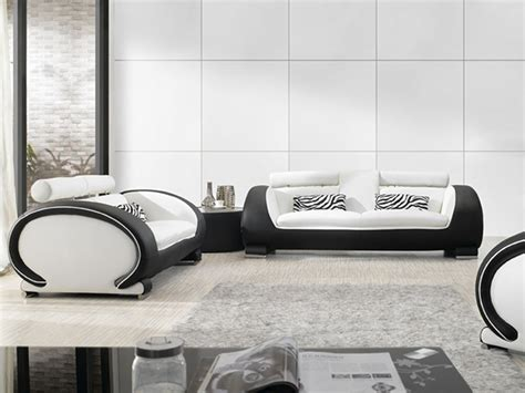 black and white leather sofa set white leather tips to keep them clean my decorative