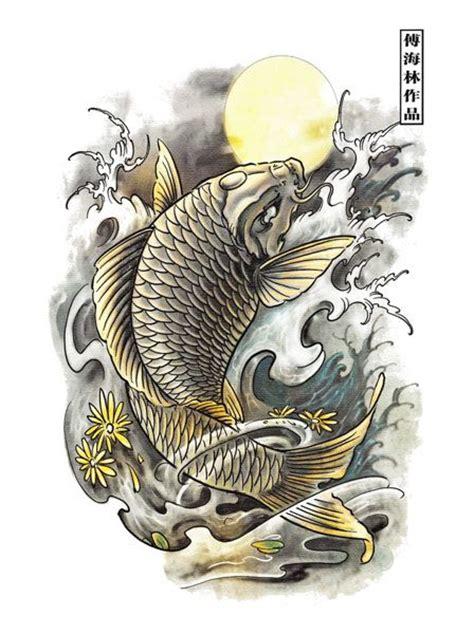 tattoo flash koi fish koi fish tattoo fish tattoos and koi on pinterest
