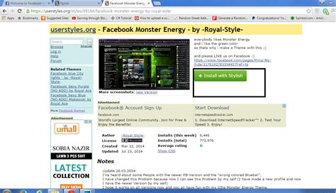 change your own facebook theme how to change facebook theme computer technolgies