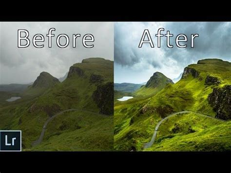 Landscape Photography Editing In Lightroom Landscape Photography Editing In Lightroom Adobe