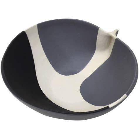 large ceramic bowls large ceramic bowl by mado jolain at 1stdibs