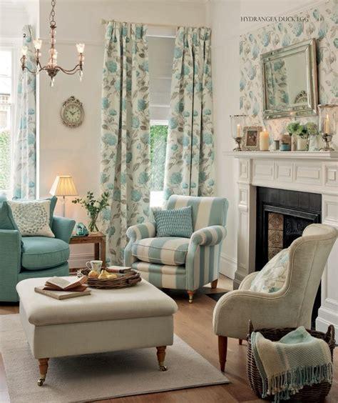 laura ashley blue living room  house ideas
