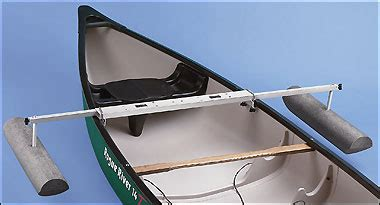 canoes that can take a motor sailboats to go 187 canoe stablizer