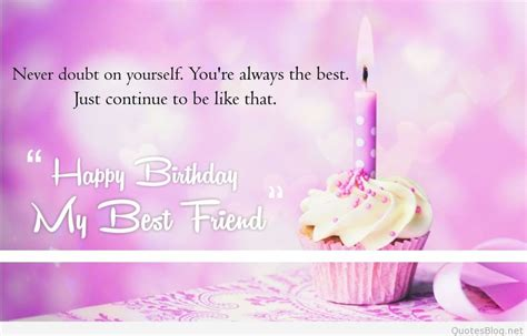 Best Birthday Quotes For Best Friend Birthday Friends Quotes