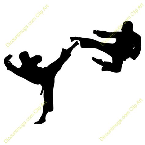 karate clipart karate clip clipart panda free clipart images