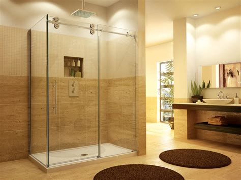 glass shower door installation  franklin lakes nj glass