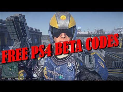 Planetside 2 Beta Code Giveaway - planetside 2 codes mp3 video free download
