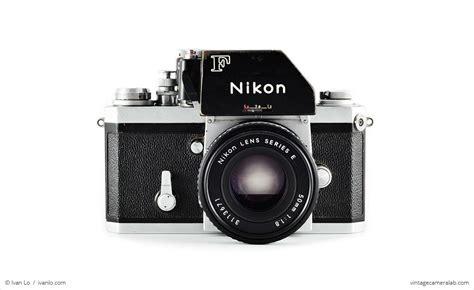 nikon  vintage camera lab