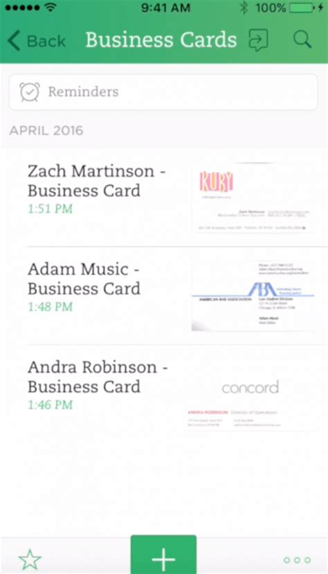evernote business card template saving business cards in evernote image collections card
