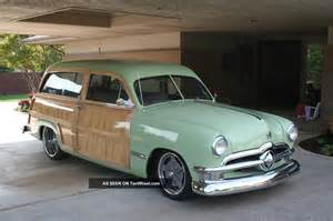 1950 ford woody woodie station wagon