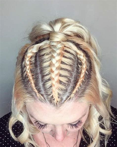 Cool Hairstyles For Braids 6 cool hairstyles to inspire your look for fall festival