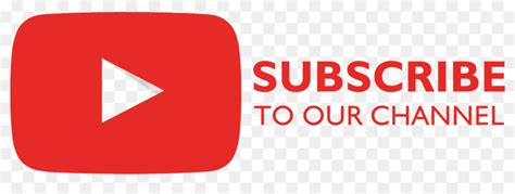 youtube logo clip art subscribe  transprent png