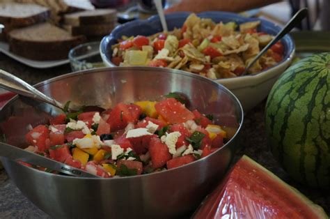 Cottage Meals For Large healthy cottage meal ideas the other big o