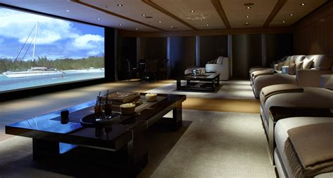 Home Theater Interior by Pics Photos Luxury Golden Home Theater Interior Ideas