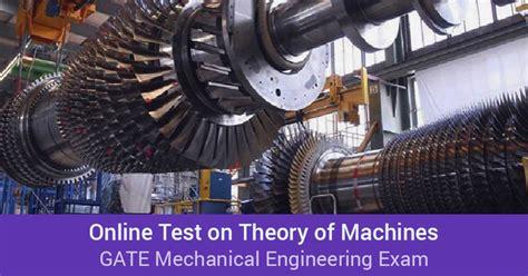 gate pattern mechanical engineering online test for gate 2016 mechanical engineering me