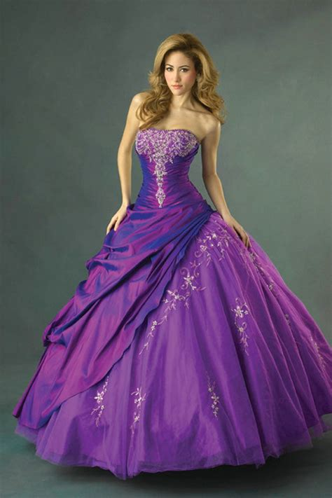 Purple Quinceanera Dresses   Dressed Up Girl